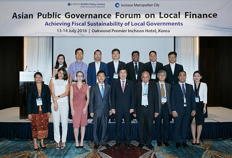 Asian Public Governance Forum on Local Finance