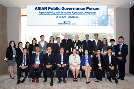 2019 APG Forum on Regulatory Policy and International Regulatory Co-operation(IRC)